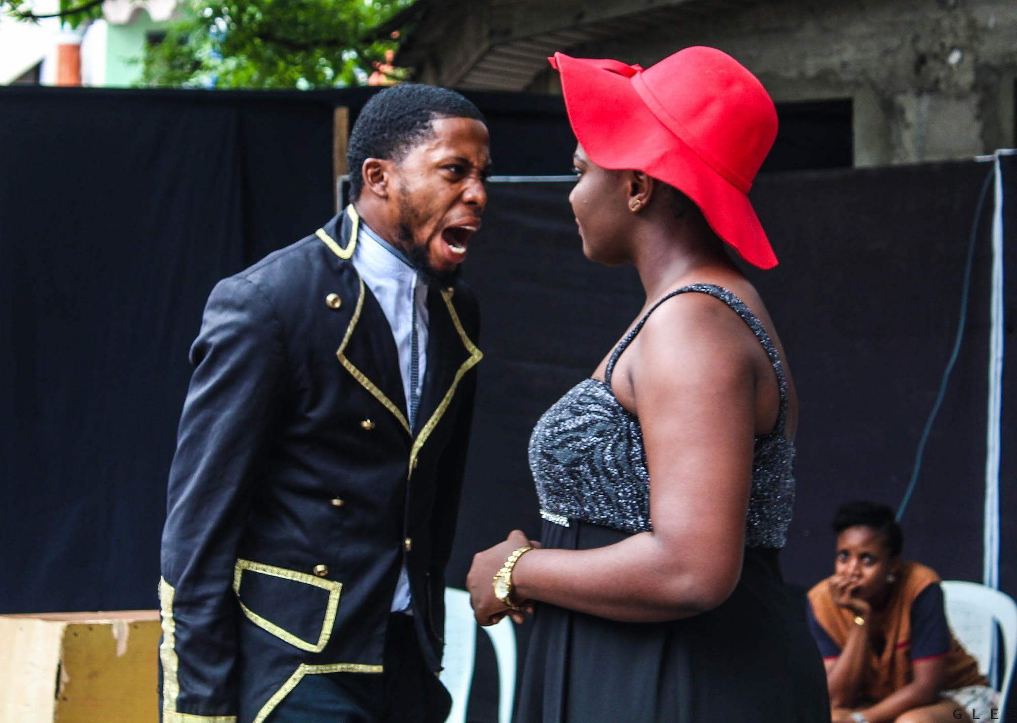 Soyinka in the Eye of Shakespeare