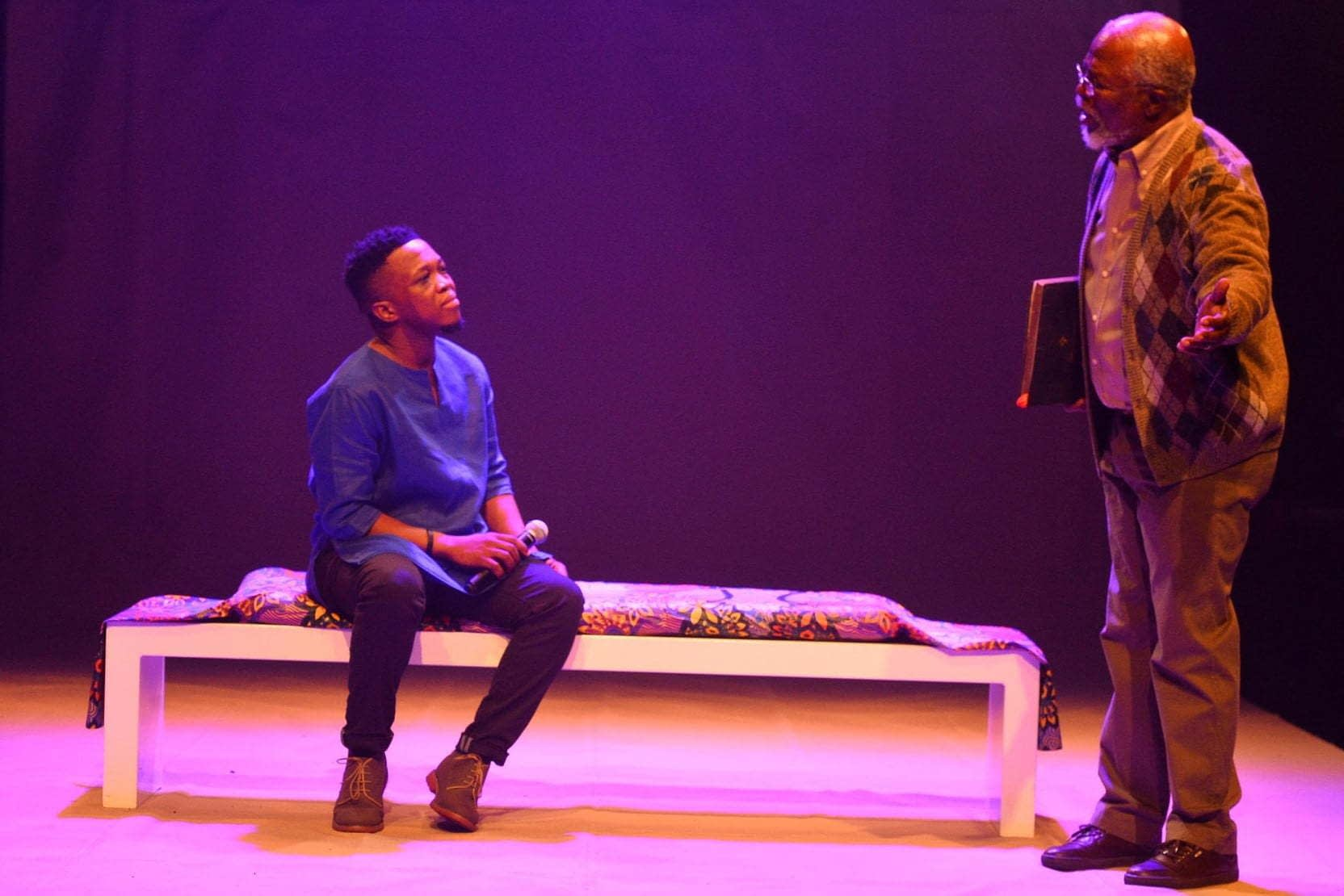 The Lion and The Lamb at The Market Theatre
