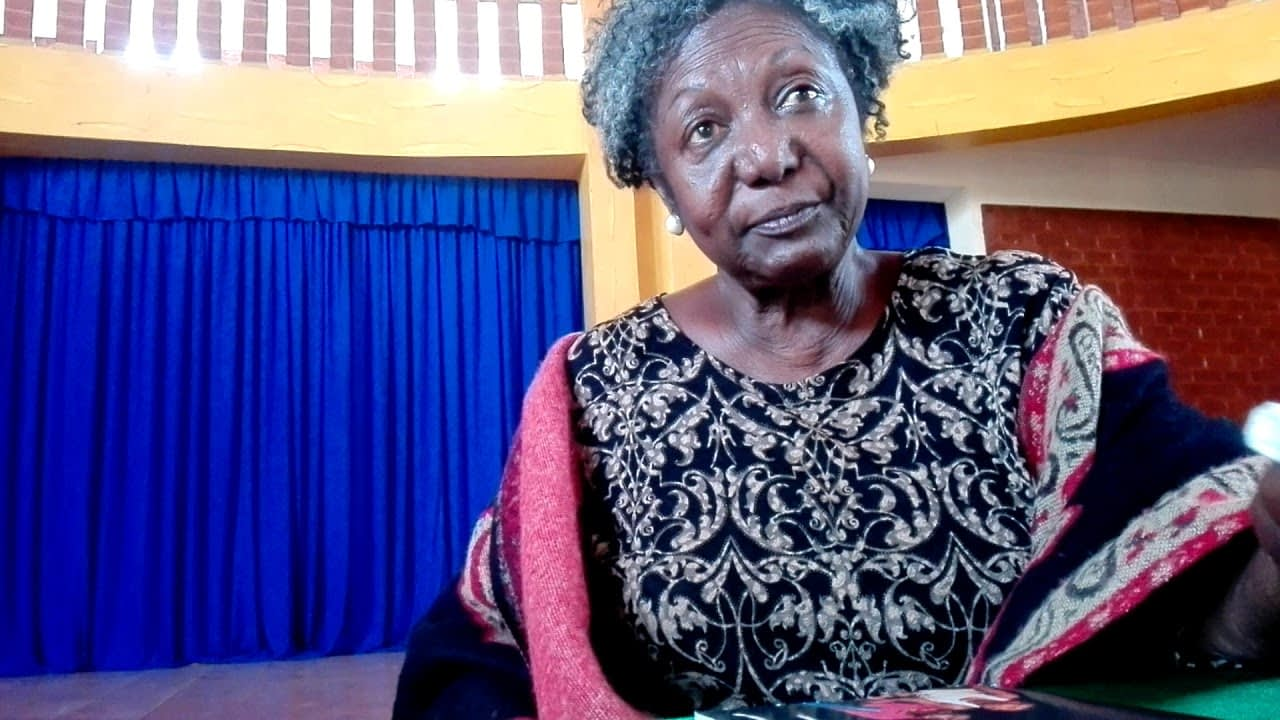 The Women Making Waves in Theatre in Africa-Janet Badjan-Young