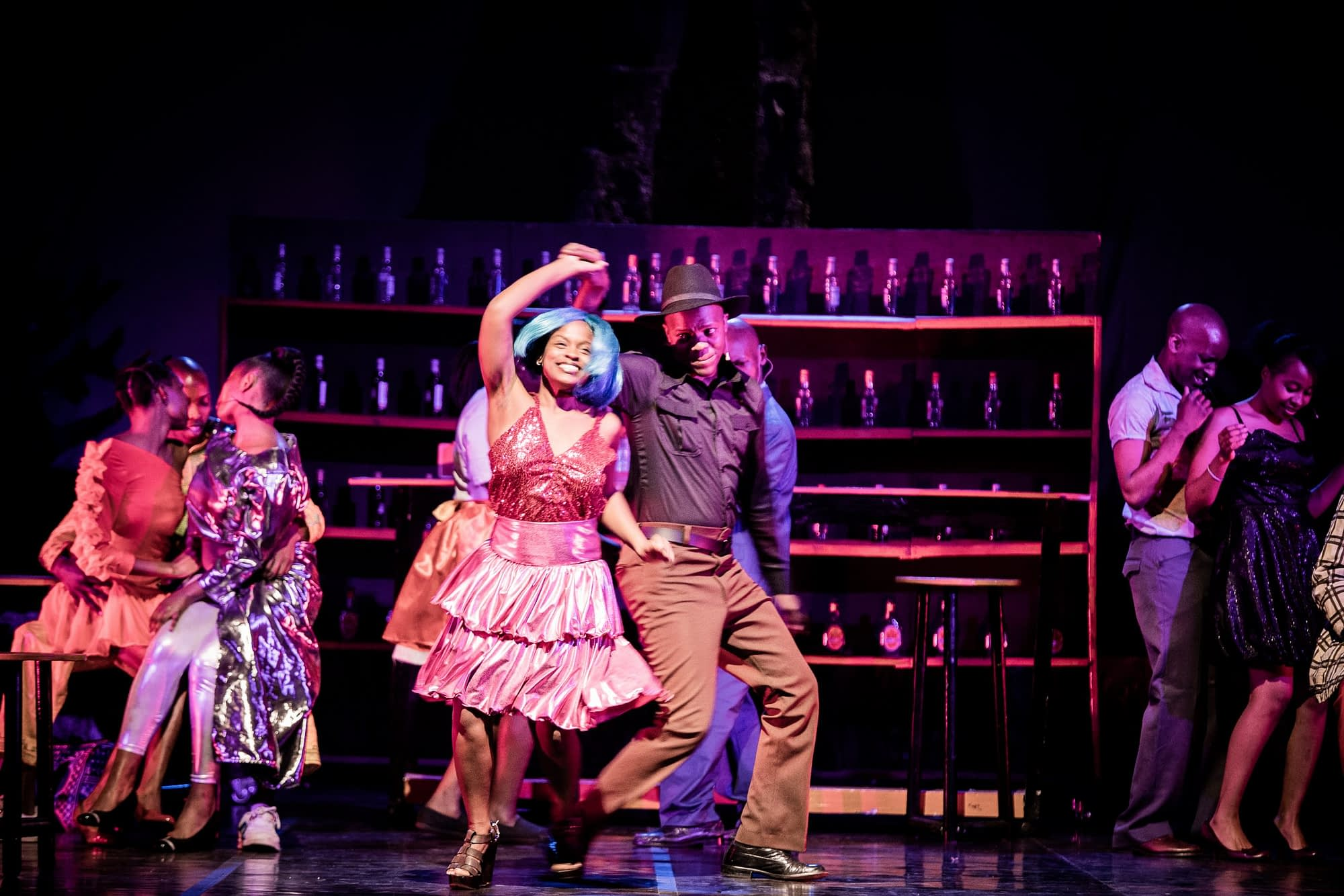 Subira, A New Musical opened on Friday, 30th of July 2021 at Kenya National Theatre (Photos by Ignacio Hennigs)