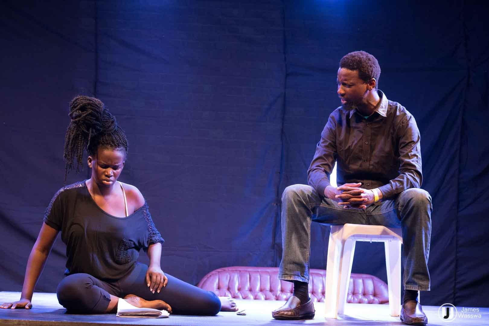 Lloyd Lutara's A Ghost Story directed by Angella Emurwon in 2018