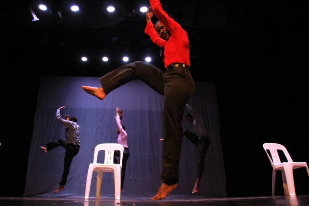 Dance Theatre Uganda's The Chains at the Uganda National