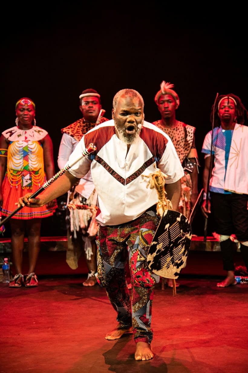 The Isandlwana Lecture – An African Triumph featuring Mbuso Khoza (Photos by Sbonga Gatsheni)