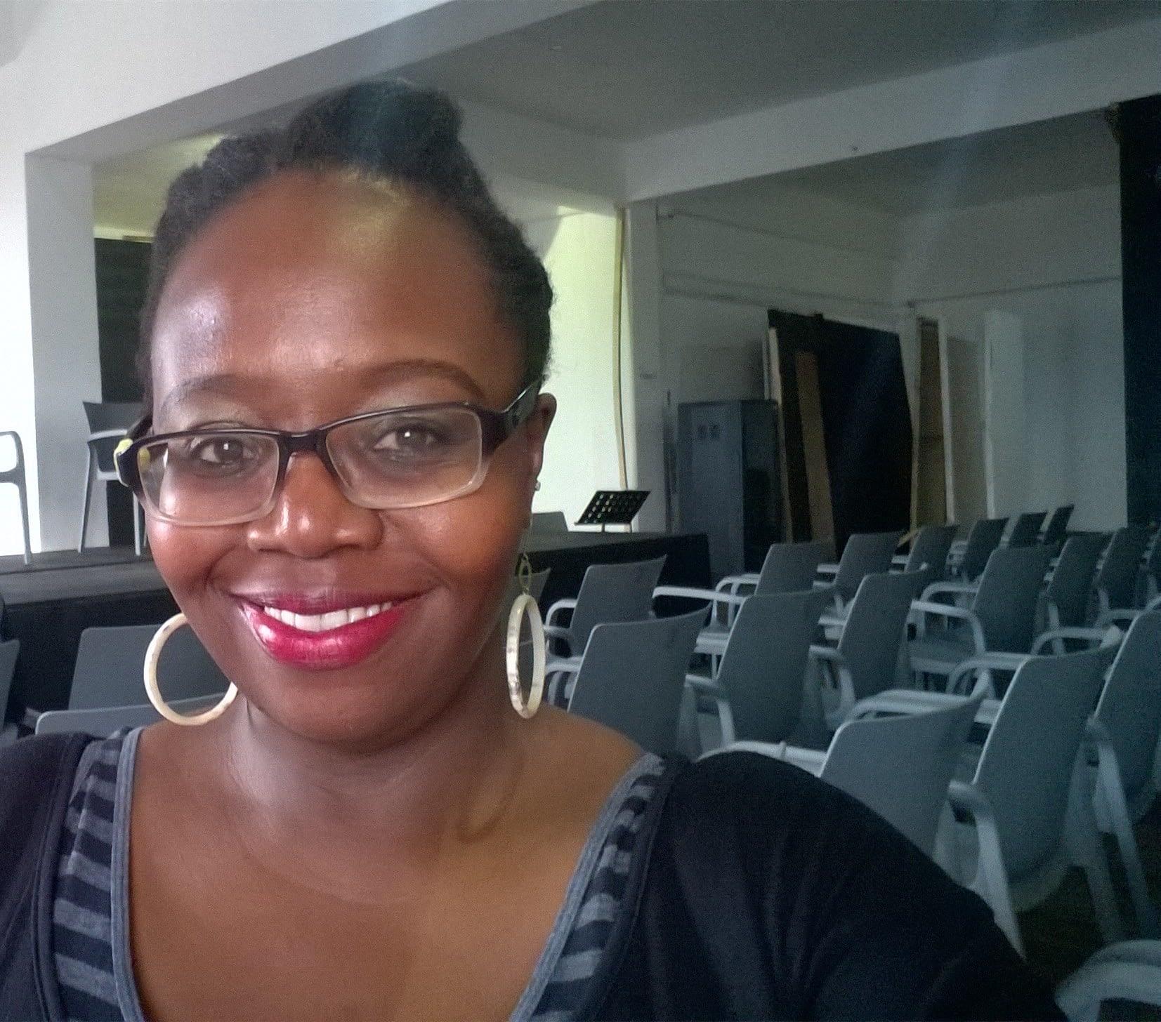 Women in African Theatre - Angella Emurwon