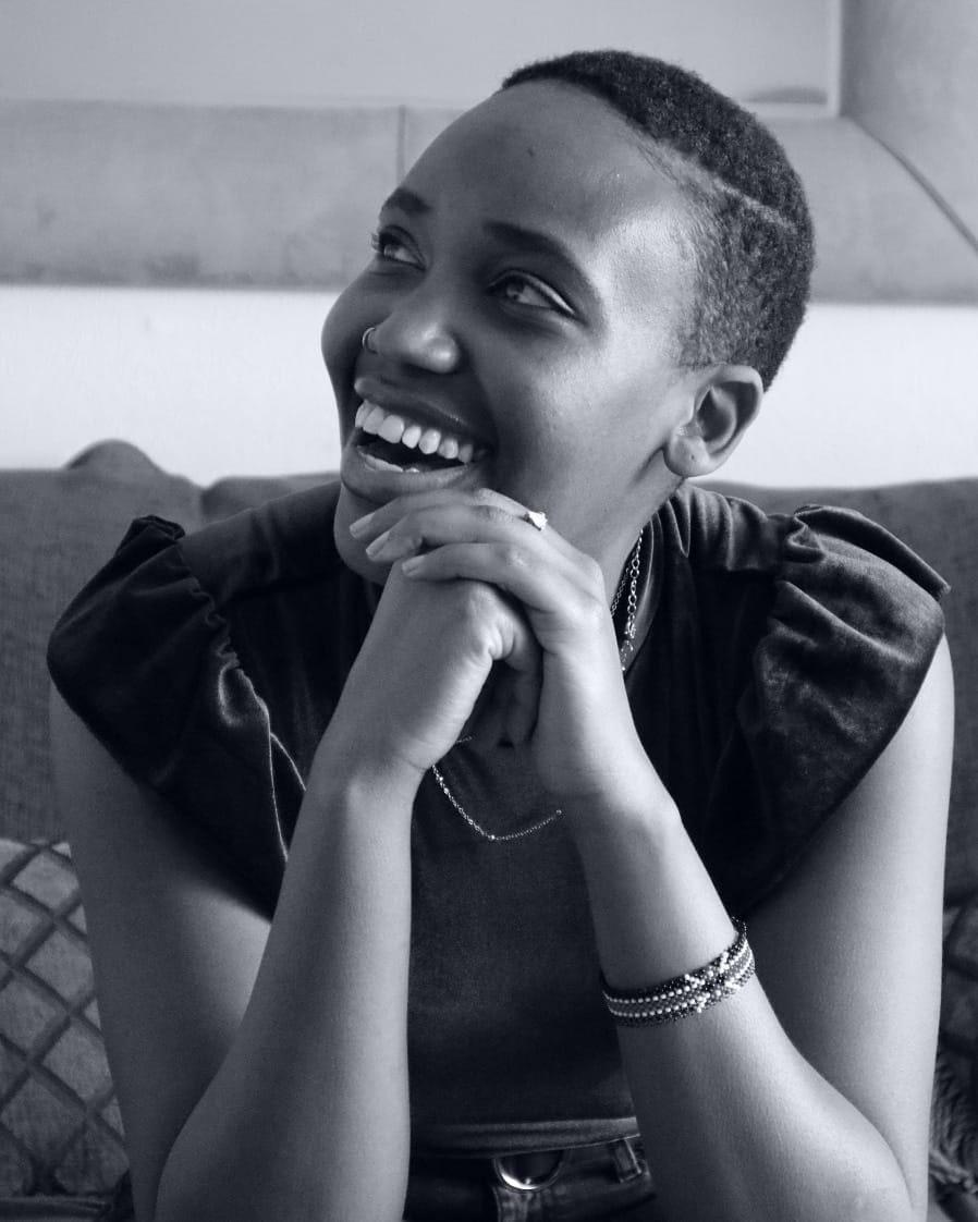 Kenyan actress, Nyokabi Macharia (Photo by Larissa Nugroho)