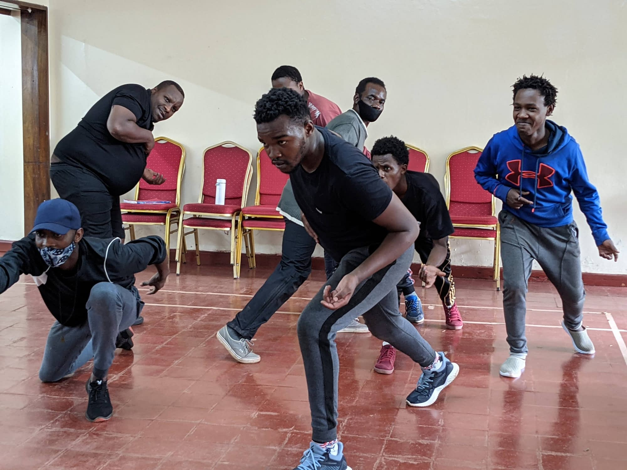 Subira, A new Musical will open on 30th July the Kenya National Theatre (Photo by The African Theatre Magazine)