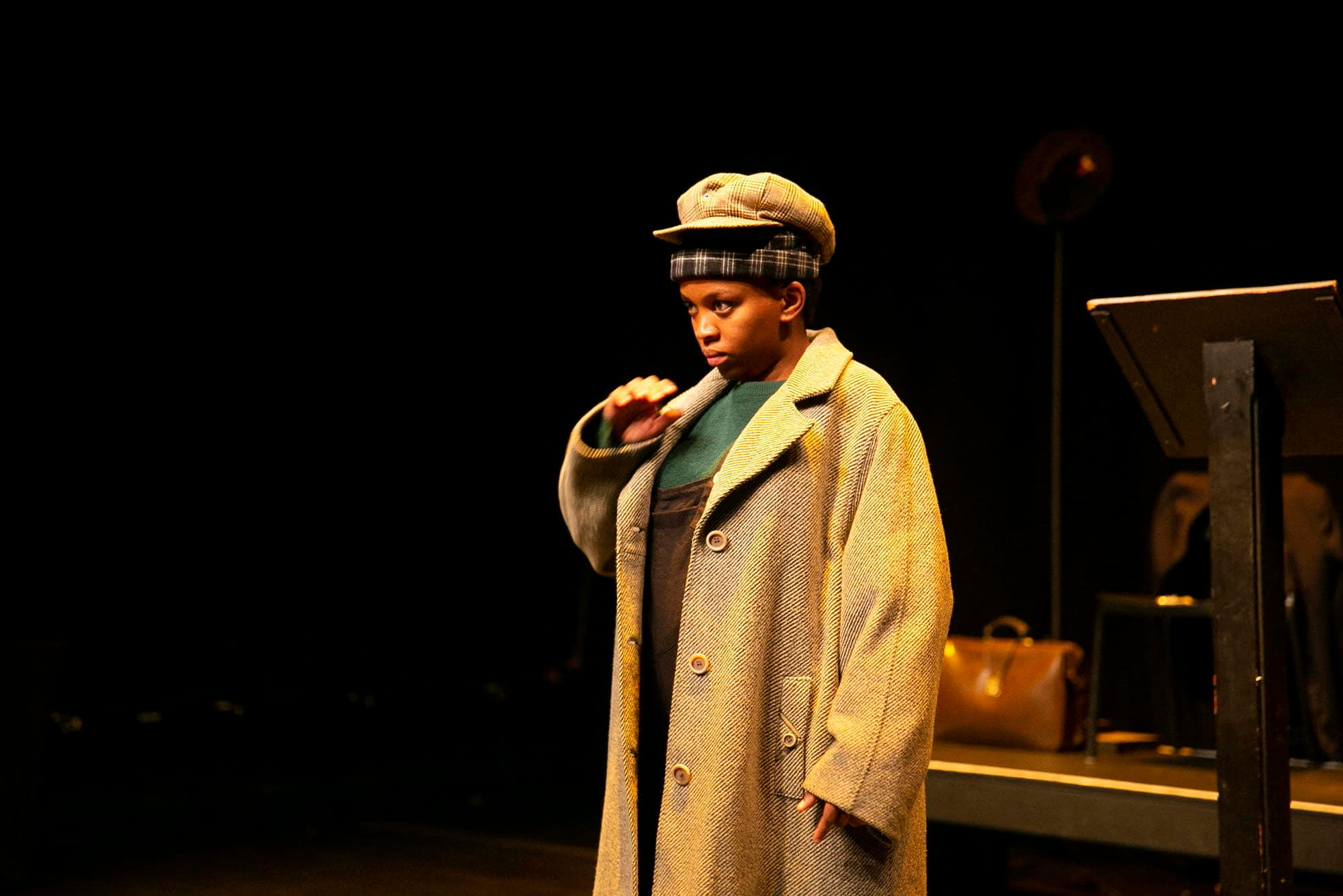 Daddies of Sugar by J. Bobs Tshabalala at Ramolao Makhene Theatre (Market Theatre)