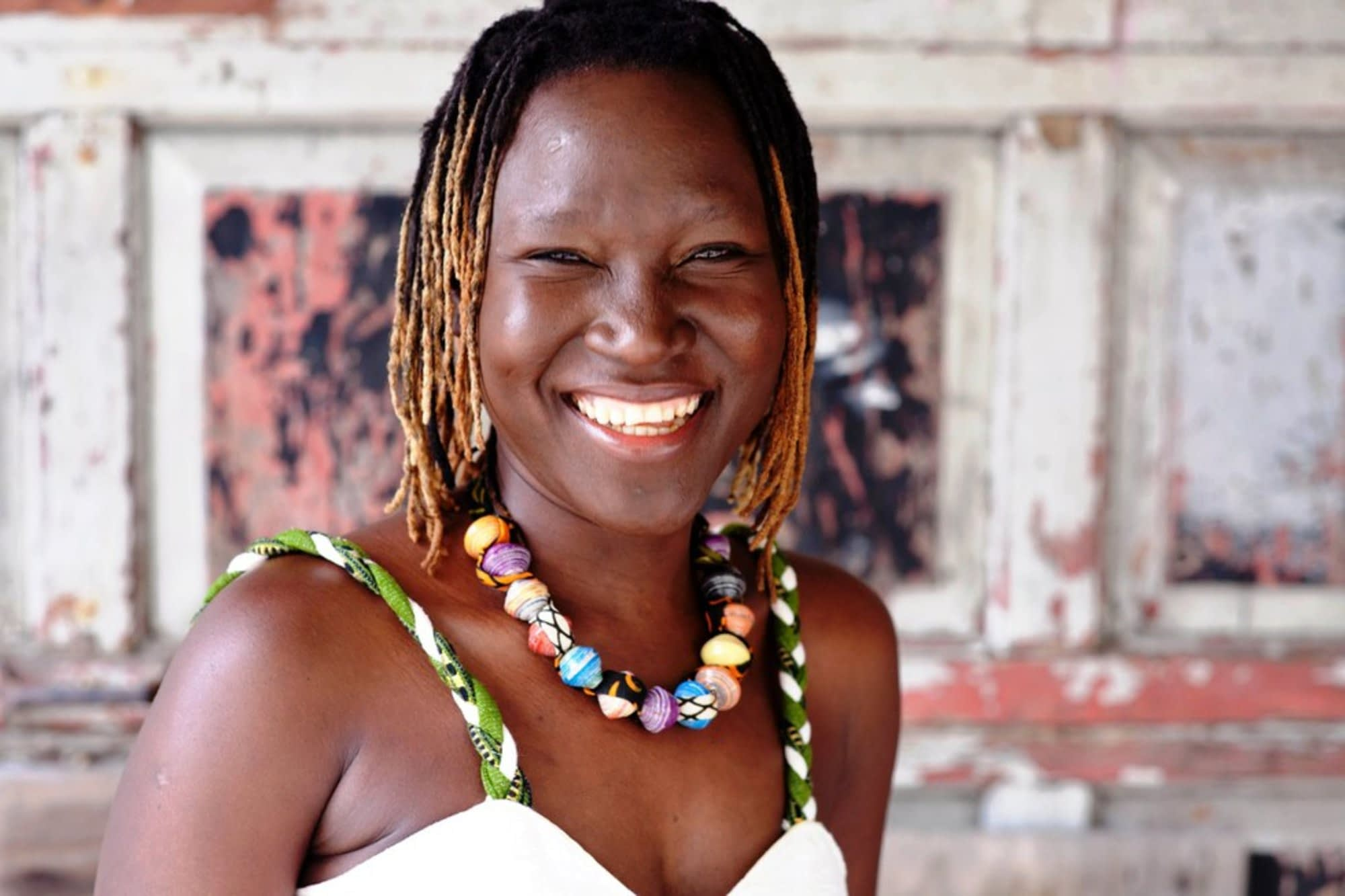 The Women Making Waves in Theatre in Africa- Adong Judith