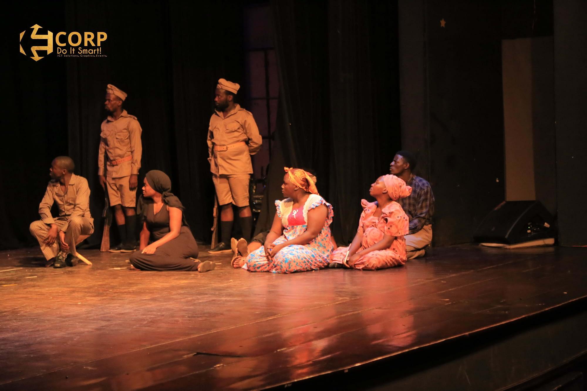 Zansanze at the National Theatre