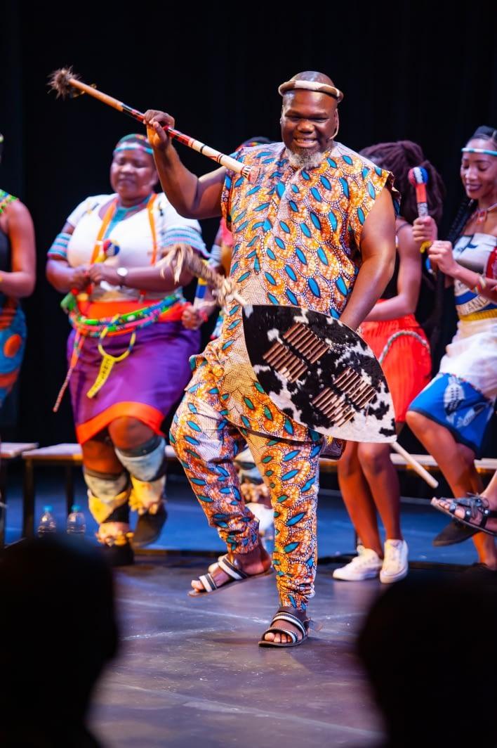 The Isandlwana Lecture – An African Triumph centres the famous Battle of Isandlwana of 1879 (Photos by Sbonga Gatsheni)