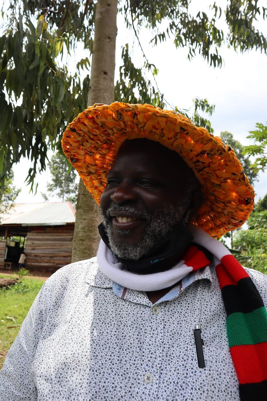 Dr Michael Muhumuza, a lecturer of drama and theatre arts at Makerere University (Photo by Cleodelia Nanjuba)